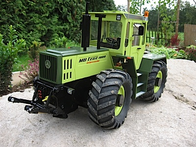 Modell traktor ferngesteuert